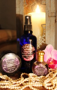 Calming Mist Oils & Ointments