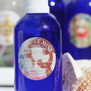 Best selling Miracle Mist. Smells Divine like an Angelic cuddle in a bottle..