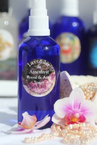 Lovely Calming Lavender Room or Facial Spritzer Spray.