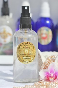 Gold AlcheMist - Space Clearing-Room-Aura-Spray