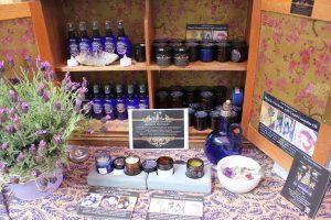 Lavender & Cannabis Ointment, Mist & Pulse Point oil.