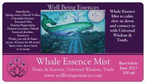 Whale Essence Mist