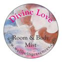 Divine Love Aromatherapy and Essence Mist
